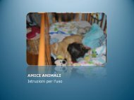 AMICI ANIMALI - UNITER - Arese