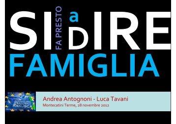 FA PRESTO - Luca Tavani