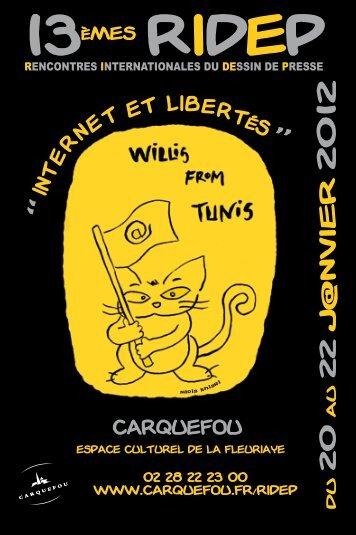 Programme des RIDEP 2012 (pdf - 1,35 Mo - Carquefou