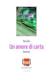 Mara Alei Romanzo - I Sogni nel Cassetto