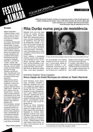 formato PDF - Companhia de Teatro de Almada
