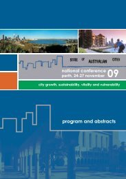 national conference - The University of New South Wales