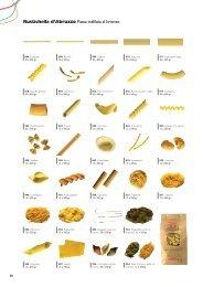 Rustichella d'Abruzzo Pasta trafilata al bronzo - Contorni