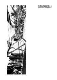 portfolio 2012 - Studio 3+1