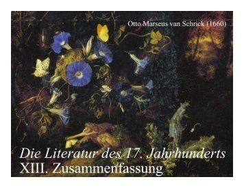 Mehrfacher Schriftsinn - Literaturwissenschaft-online
