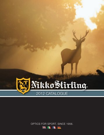 2012 CATALOGUE - Nikko Stirling