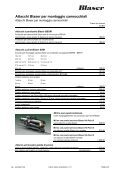 Attacchi Blaser per montaggio cannocchiale - Page 2