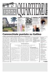 Cannocchiale puntato su Galileo - Comune di Firenze