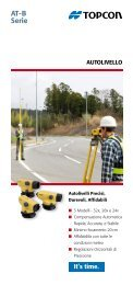 AT-B Serie - Topcon Europe Positioning