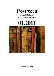 postteca201101 (PDF - 4.2 Mb) - Girodivite