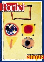 Portici - Anno IV n.5 Ottobre 2000 - Provincia di Bologna