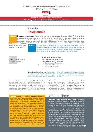 La situazione - Palumbo Editore