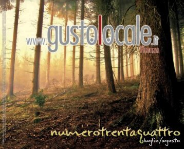 2009 - Gustolocale