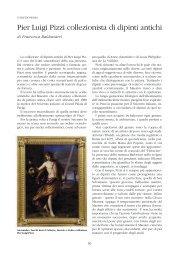 Pier Luigi Pizzi collezionista di dipinti antichi - Associazione ...