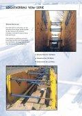 STAHL-LEICHTVERBAU 100er SERIE - Page 2