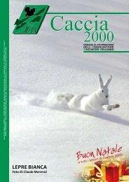 Caccia 2000 - Associazione Cacciatori Bellunesi