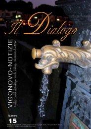 Il Dialogo N° 15 - Comune di Vigonovo