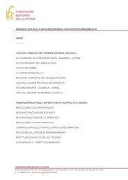 Scarica la ricerca in formato .pdf - Cime e Trincee
