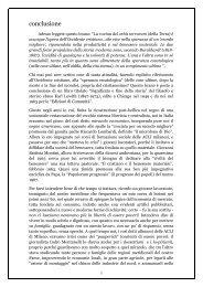 conclusione - Gian Mario Albani