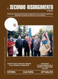 Apri versione integrale in pdf del fascicolo e copertina 2011 n° 1