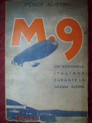 M.9 - Aeronave italiana durante la Grande guerra - AVIA