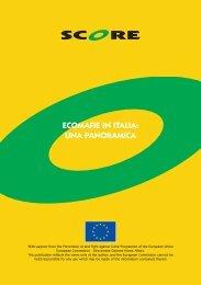 Ecomafie in Italia - Score