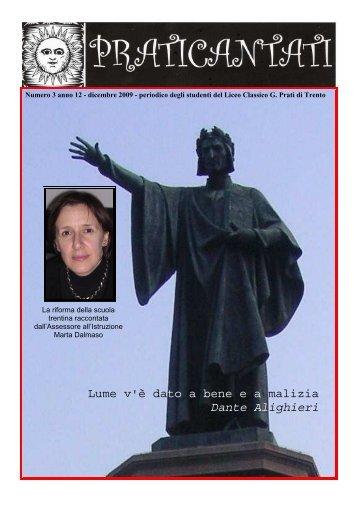 Dicembre 2009 - Praticantati Online