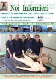 rivista di informazione, cultura e idee degli infermieri aretusei