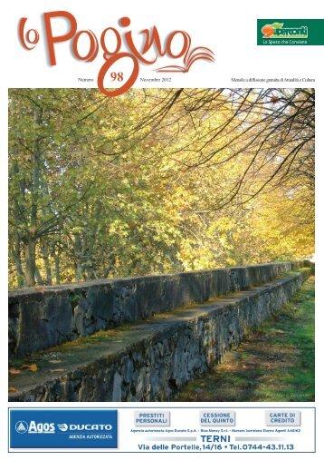 LA PAGINA OTTOBRE 2012:progetto La Pagina futura.qxd