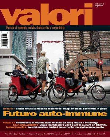 Futuro auto-immune - Valori