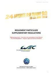 2013-24-heures-du-mans-supplementary-regulations