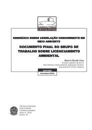 documento final do grupo de trabalho sobre licenciamento ambiental