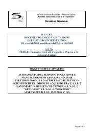 ALLEGATO 4 - Azienda Sanitaria Locale n° 2 Savonese