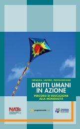 Diritti Umani in Azione. Percorsi di educazione ... - Regione Veneto