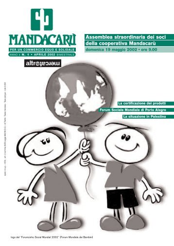 Aprile 2002 – Anno 4 - Mandacaru