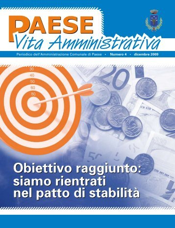 Dicembre 2009 (PDF 1,37Mb) - Comune di Paese