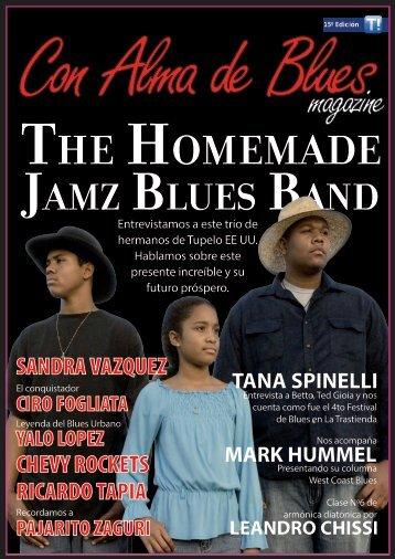 15º Edición - Con Alma de Blues