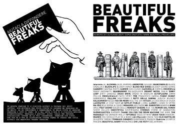 Alessandro Pollastrini - Beautiful Freaks