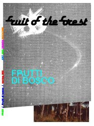 WEbsITE - fruit of the forest magazine