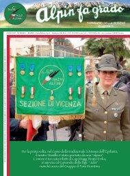 Vita delle Zone e dei Gruppi - Sezione Vicenza