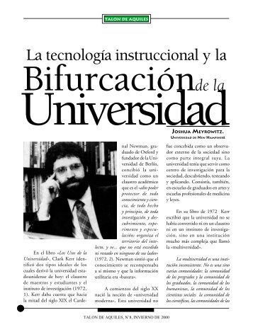 Universidad - Edison Otero Bello