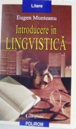 Introducere în lingvistică - A. Philippide