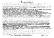 Presentazione Consulta Bicicletta - Urban Center