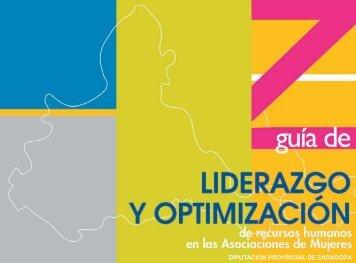 Guía de liderazgo y optimización de recursos humanos - Diputación ...