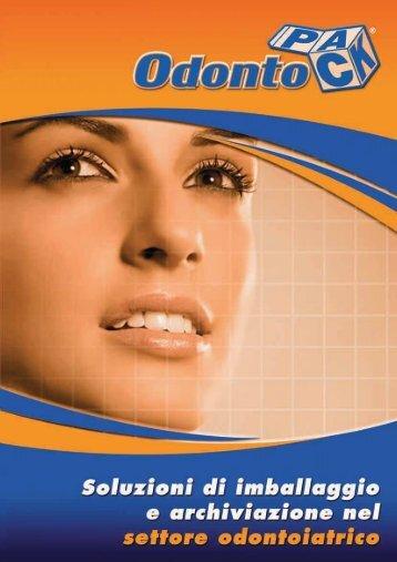 scatola portamodelli - odontopack