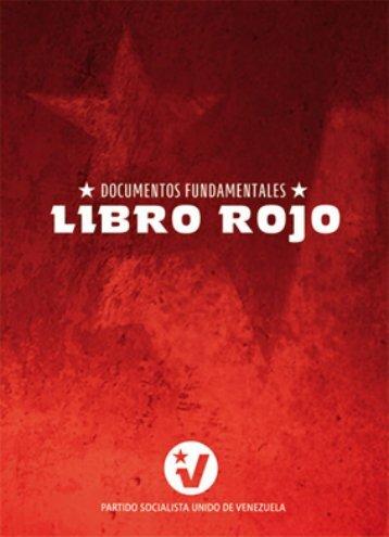 Libro Rojo - Psuv