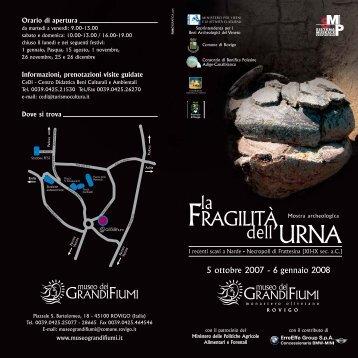 Invito mostra Narde - Comune di Rovigo