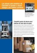 Pinzas Para Bobinas De Papel - Cascade Corporation - Page 3