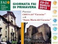 Presentazione Storia e Architettura del Carmine - Liceo Statale GM ...