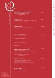 Anno 13 - numero 1/2007 - Ordine Psicologi Toscana